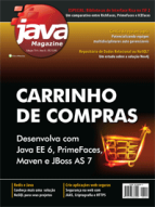 Capa Java Magazine, edição 114